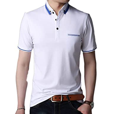Lannister Fashion Hombres Polos para Hombre Polo Polo para Hombre ...