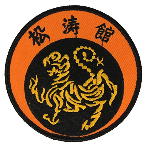 Tiger Claw Shotokan Patch - 4
