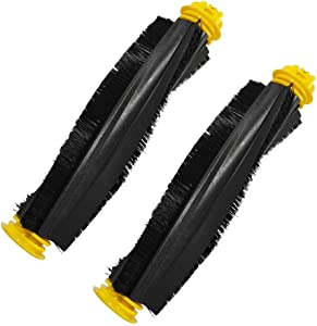 BBT(BAMBOOST) Replacement Part Main Brush Fit for Shark ION Robot RV720 RV750 RV750C RV755 RV700 Vacuum Cleaner Roller Brushes,2 Pack