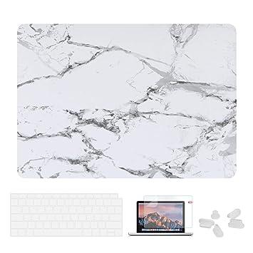 Amazon.com: Utryit - Carcasa rígida para MacBook Air 13 y ...