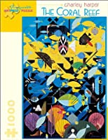 The Coral Reef By Charley Harper - 1000 Piece Jigsaw Puzzle
