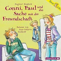 Conni, Paul und die Sache mit der Freundschaft (Conni & Co 8)
