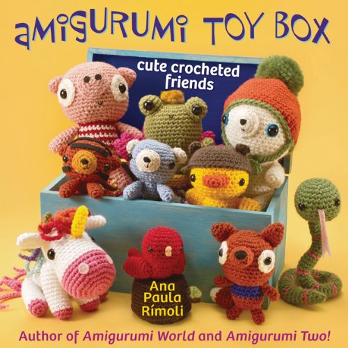 Cuddly Amigurumi Toys - Amazing book bundle! - Amigurumipatterns.net | 500x500