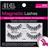 Ardell Wispies Magnetic Strip Lashes, Black