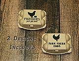 Rural365 Chicken Egg Cartons - Biodegradable Egg