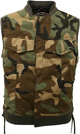 Motorbike Jacket Motorcycle Fashion Gears Camouflage Genuine Waterproof Fabric