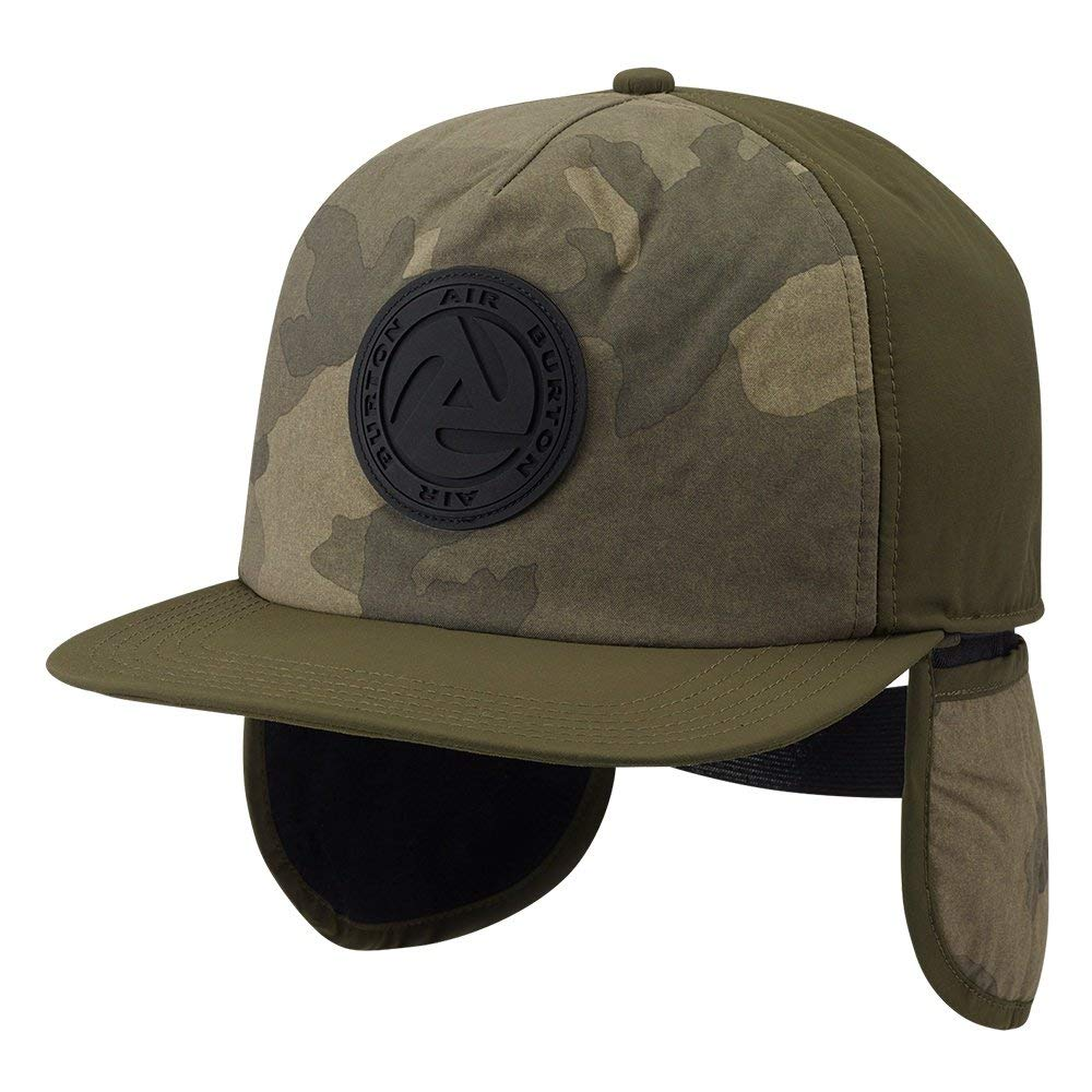 Burton Tap Line Hat - Gorra para Hombre Worn Camo Talla única ...