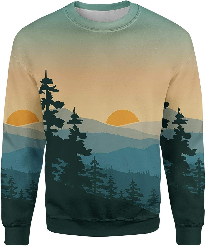 Adventure Sunrise Sweatshirt