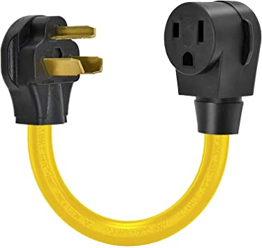 12AWG Welding Cord Heavy Duty Connector Plug Welder Extension Cord 110V to 220V