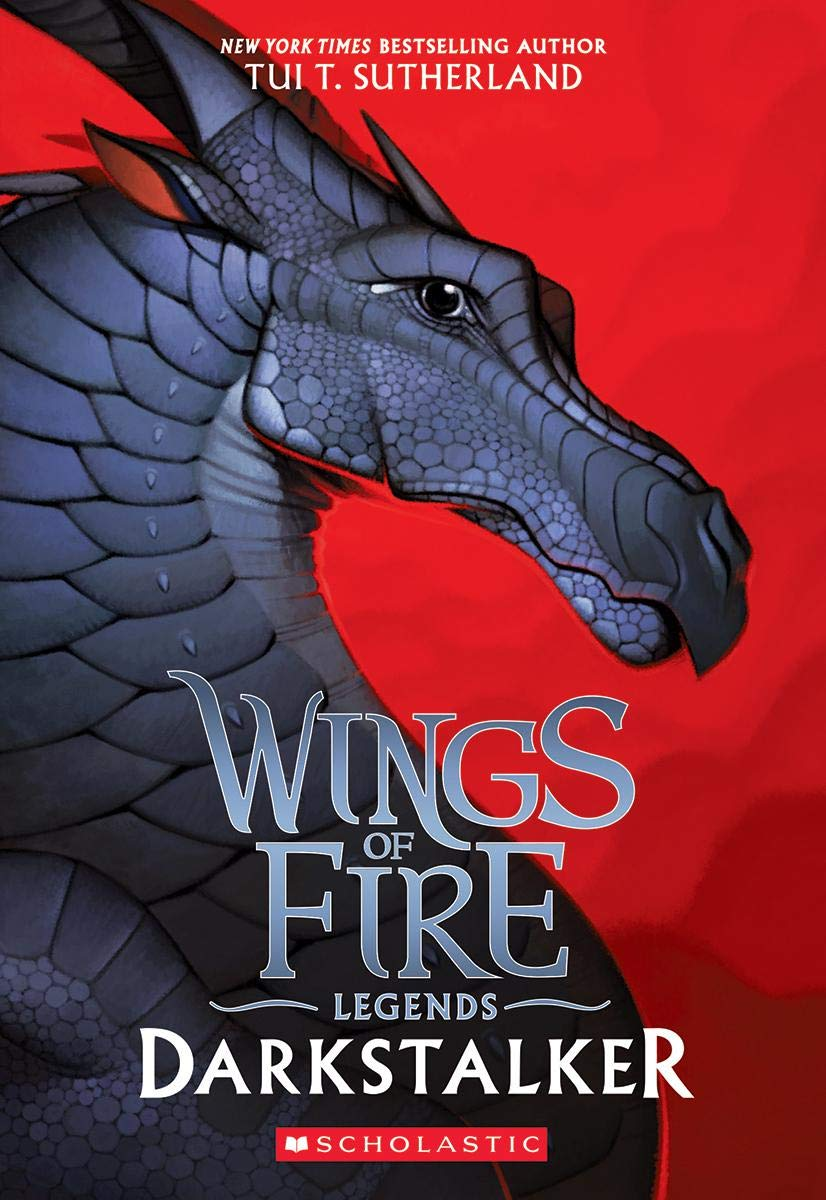 Download Darkstalker (Wings of Fire: Legends) PDF