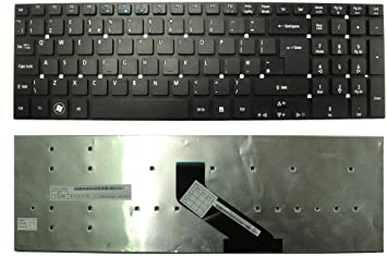 Acer ASPIRE 5755g - 2674g75mnbs para teclado QWERTY Reino ...