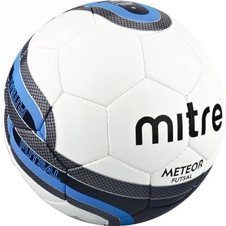 Mitre B8033 futsal Nebular partido de fútbol Jugar formación balón de  fútbol tamaño 4 d6c4a1d258724