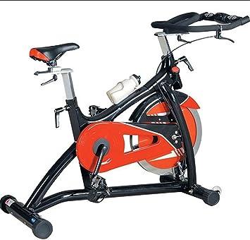 Lcyy-Bike Entrenadores De Bicicleta Resistencia Magnética 18 Kg Volante Cardio Workout con Pantalla Multifuncional
