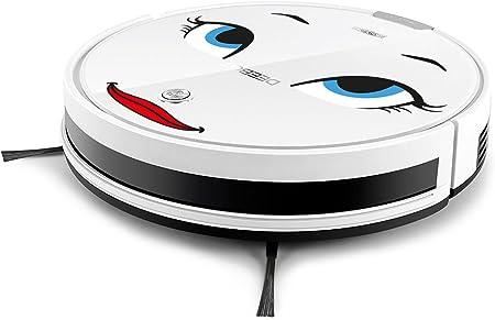 Pegatinas para el Ecovacs Deebot dm82 Robot aspirador: Amazon.es: Hogar
