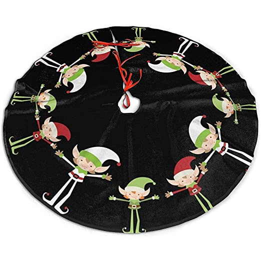Sweeth Pie De Árbol De Navidad,Falda De Árbol De Navidad,Base ...