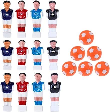 SM SunniMix 18 pz Recambio para Jugadores de Fútbol Masculino de ...