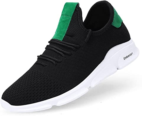 MENS//BOYS CANVAS MESH TRAINERS CASUAL SPORTS GYM RUNNING LIGHTWEIGHT SHOES