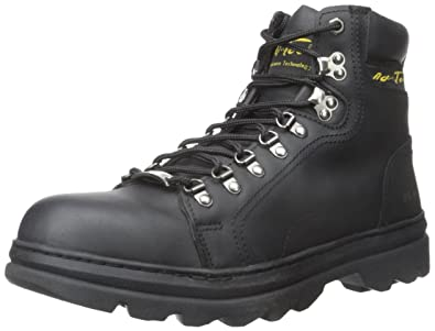 c86550378cc9 AdTec Men s 6 quot  Work Hiker Boots with Steel Toe