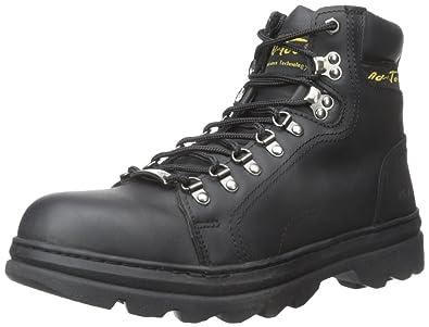 b28180b0de66 AdTec Men s 6 quot  Work Hiker Boots with Steel Toe