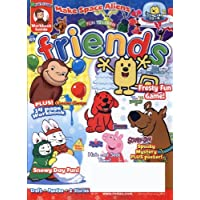 1-Year (6 Issues) of Preschool Friends Magazine Subscription