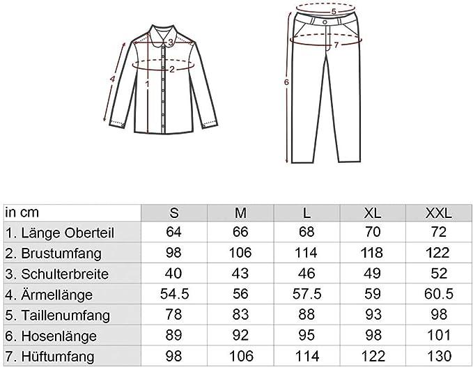 CoolChange Costume di Uzumaki con Giacca e Pantaloni L Taglia