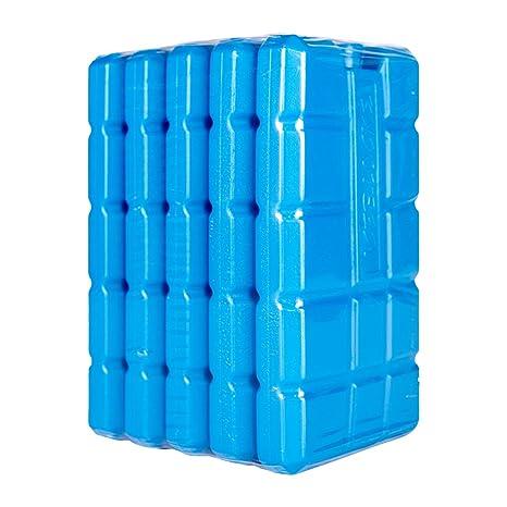 Connabride Acumulador de frío Ice Block - 5 para nevera portátil ...