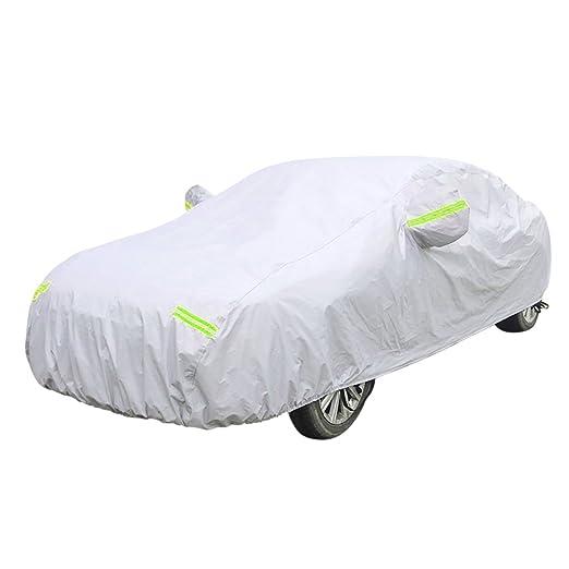 16 opinioni per Auto coperture con striscia riflettente, Freesoo copri auto neve copertura