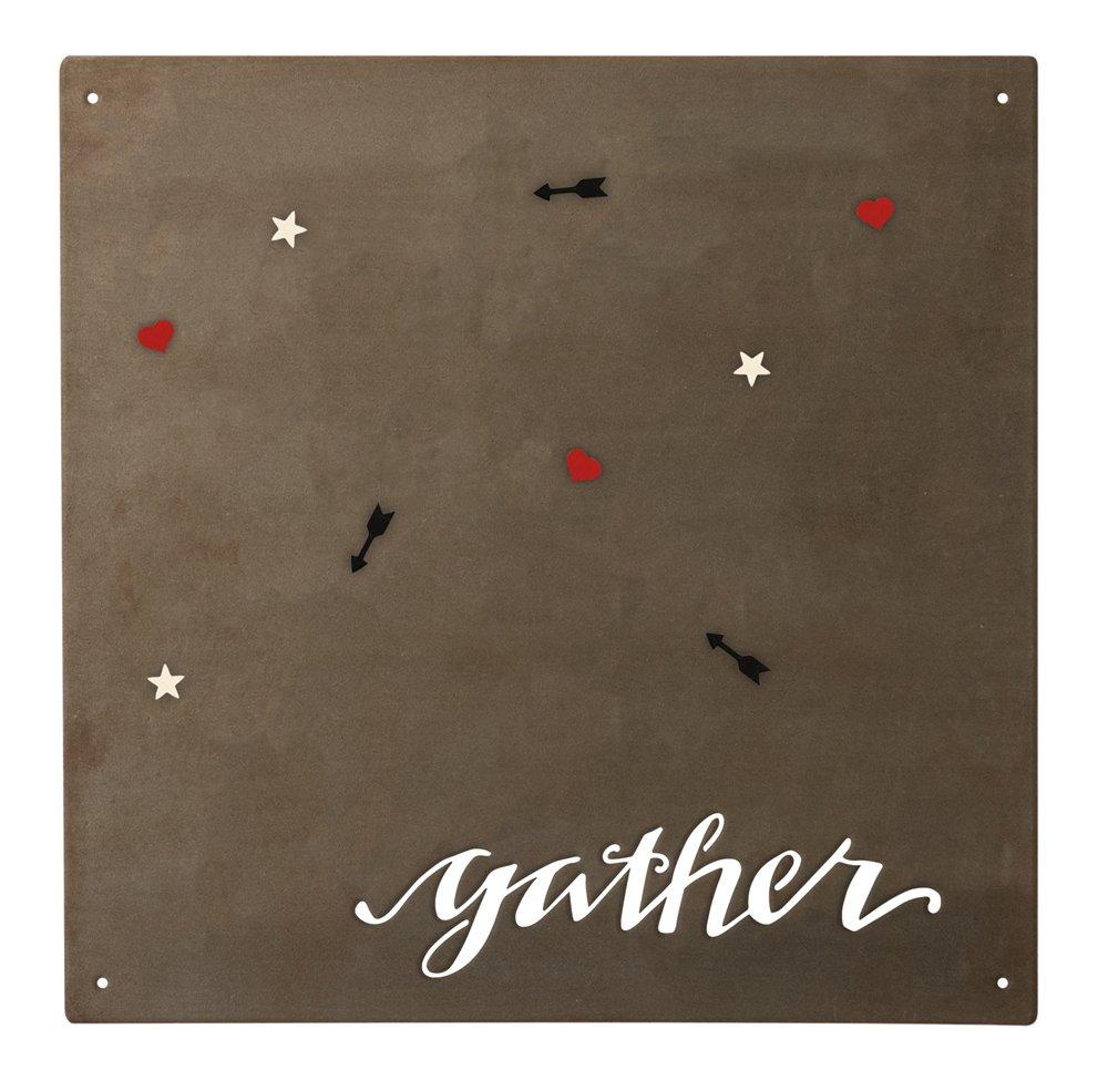 Metal Magnet Board - Gather