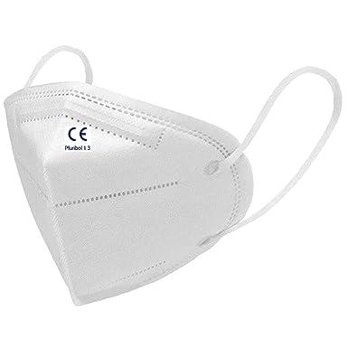 Image of MaNMaNing Protección 5 Capas Transpirables con Elástico para Los Oídos Pack 20 unidades 20200714-MANING-KZ99