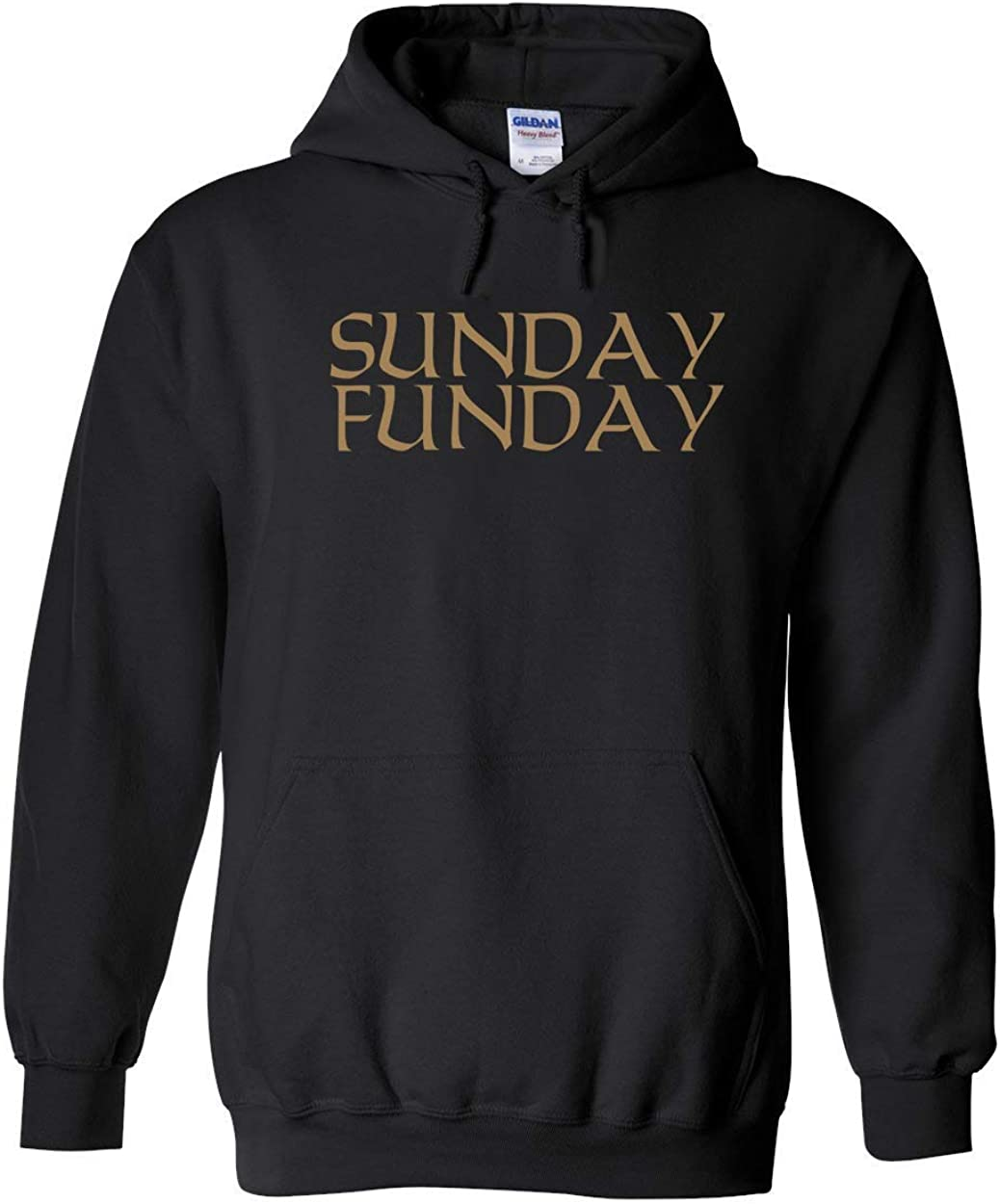 Americas Finest Apparel New Orleans Sunday Funday Hoodie