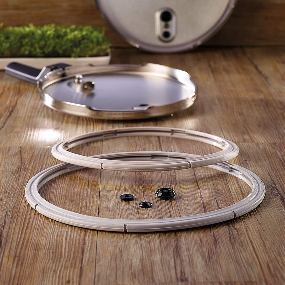 22 Centimeter Fissler Pressure Cookers and Skillets Fissler Vitaquick FIS9203 Silicone Gasket