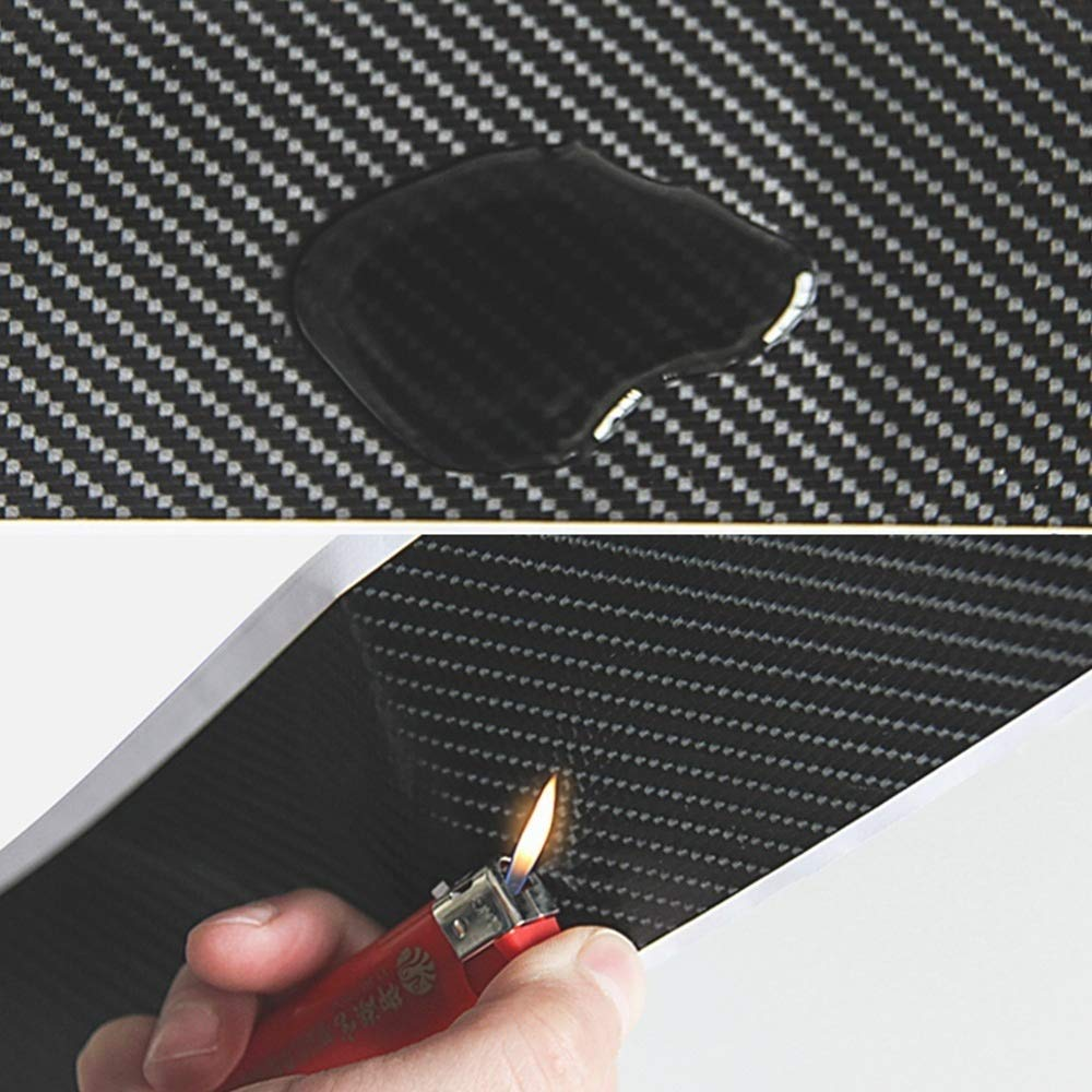 4 pcs Car Scuff Plate Door Sill Carbon Fiber Car Guard Scuff Plate Car Guard for Nissan Pathfinder Interior Car Accessories Styling