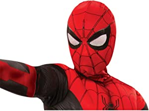 Rubie's Marvel Spider-Man Far from Home Child's Spider-Man Fabric Mask