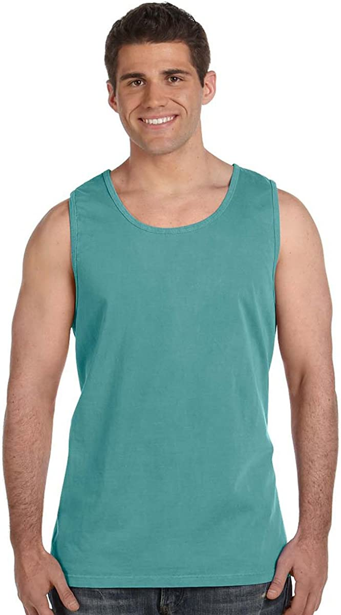 Comfort Colors 61 oz Ringspun Garment-Dyed Tank C9360