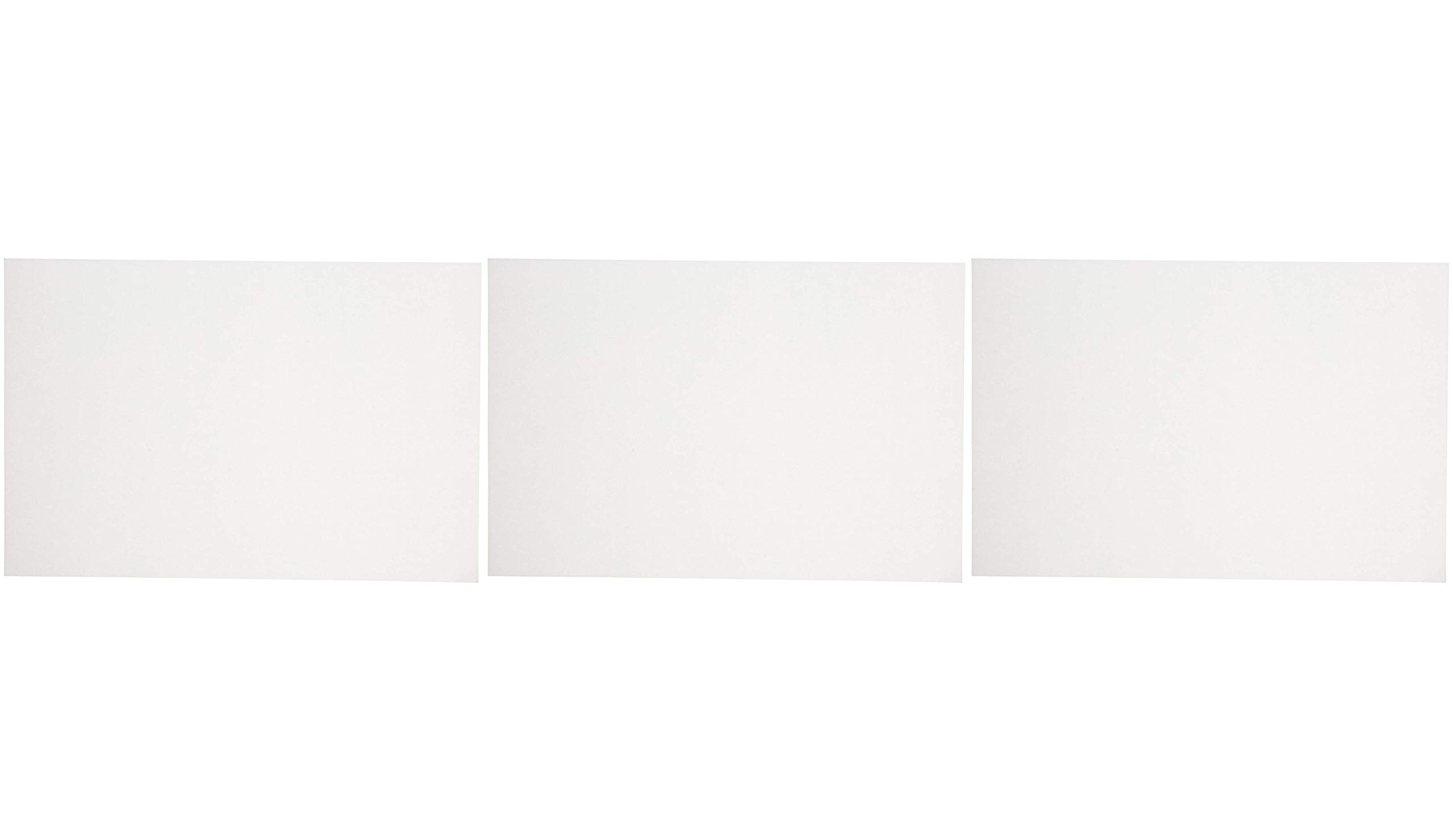 Sax Sulphite Drawing Paper, 90 lb, 12 x 18 Inches, Extra-White, Pack of 500 (Тhree Pаck)