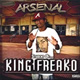 Student of King Freako by Arsenal
