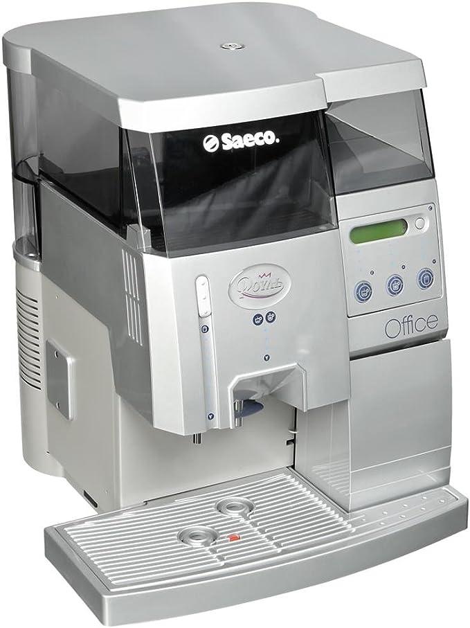 Saeco Royal Office Cafetera Espresso Automatica: Amazon.es: Hogar
