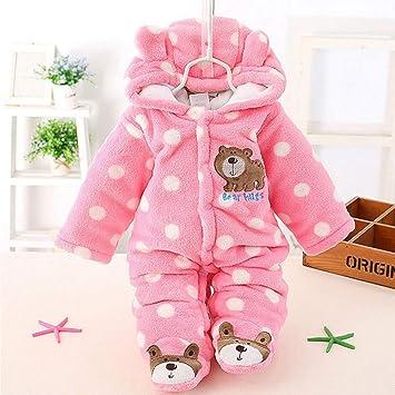 a7c697deb533f 新生児服 ロンパース カバーオール ベビー 冬 男の子 女の子 出産祝い 赤ちゃん 乳児 もこもこ 防寒着 着ぐるみ