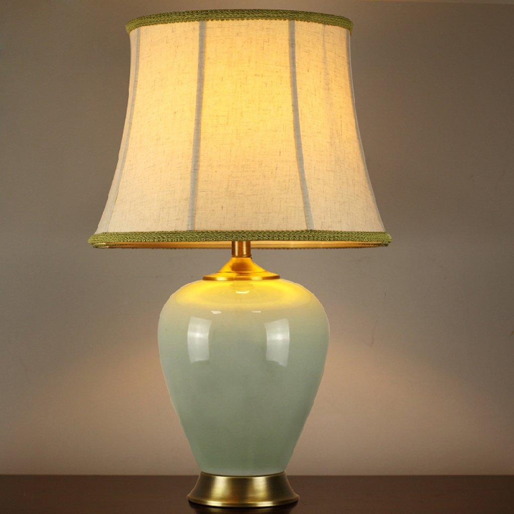 Grade Keramik-Lampe Wohnzimmer Hochzeit Maische amerikanischen chinesischen ländlichen Studie Schlafzimmer