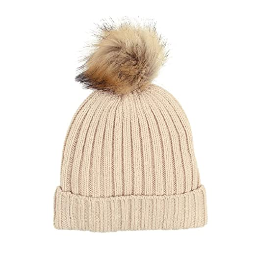 998410a043c Amazon.com  LLmoway Kids Winter Beanie Hat for Boys Girls
