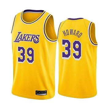 Camiseta de Baloncesto de los Hombres - NBA Jersey Lakers # 39 ...