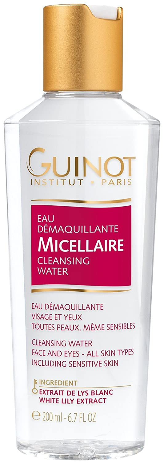 Guinot - Instant Cleansing Water (Face & Eyes) -200ml/6.7oz Devita Chamomile Cleansing Creme With Calendula - 5 Oz, 3 Pack