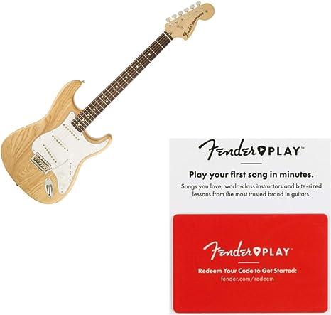 Fender Classic Series 70s Stratocaster Pau Ferro FB Guitarra ...