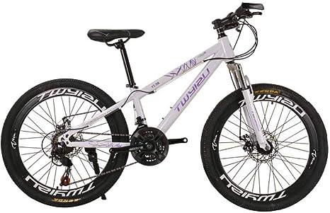 MUYU - Ruedas para Bicicleta de montaña con Marco de Acero al ...