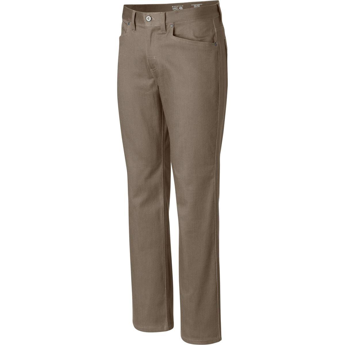 bd5e5a56177dc9 Mountain Hardwear Passenger 5 Pocket Pant - Men s free shipping ...