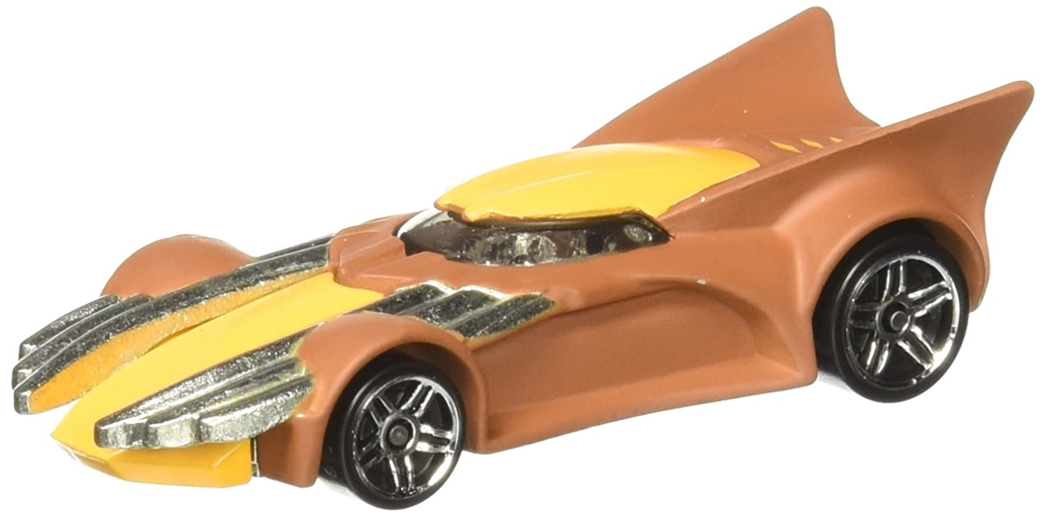Amazon.com: Hot Wheels, Marvel Character Car, Wolverine (Brown) Die-Cast Vehicle #33: Toys & Games