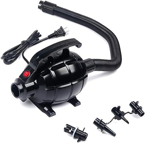Amazon.com: Triclicks - Bomba de aire eléctrica para ...