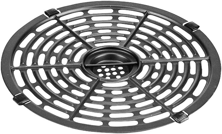 Air Fryer Replacement Crisper Plate For Power Gowise 3.7QT Air Fryers,Air Fryer Grill Pan,Air fryer Accessories,Air fryer Accessories,Dishwasher Safe, Nonstick Coating