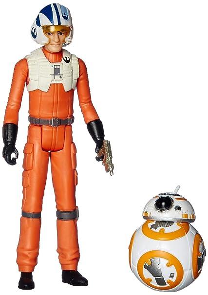 Star Wars Resstance JAREK YEAGER /& BUCKET 2-Figure Pack 3.75 inches New R3-B7