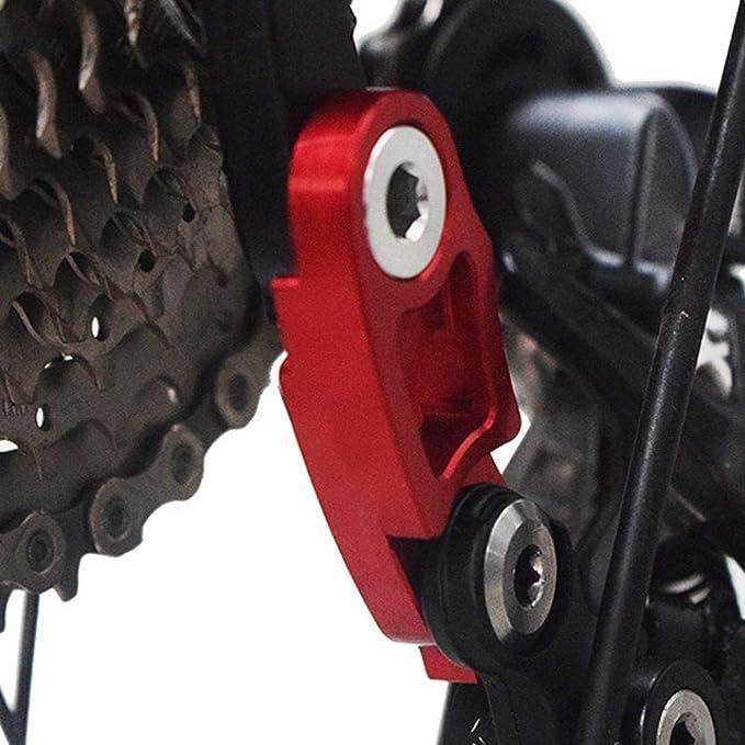 Outbit Patilla de Cambio de Bicicleta Trasera - Patilla de Cambio ...